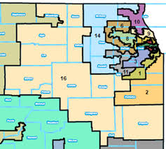 Illinois Congressional District Map by Tea Party Leaders In New 16th Congressional District Find Adam