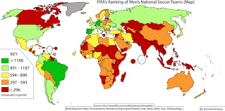 Blank Map Of Europe And Asia by 22 Maps That Explain The World Cup Vox Com
