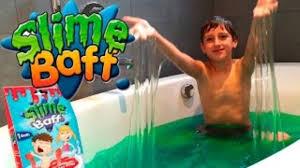 Challenge Bath Squishy Slime Baff Colourful Slime Bath Challenge Peppa Pig