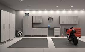 Bathroom Amusing Metal Garage Storage Modern Garage Interior Design Ideas For Your Home Elegant Garage