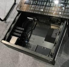 bureau boitier pc bureau boitier pc 17800 putex les pc bureaux et table basse de lian