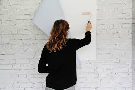 easy remove wallpaper for apartments simple ways to recreate the look of real exposed brick walls
