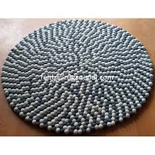 Nepal Felt Ball Rug 59 Best Handmade Felt Ball Rugs Images On Pinterest Handmade