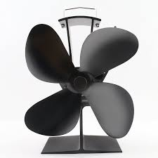 galleon fireplaces 4 blade small stove fan thermometer heat