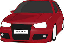 clipart vw golf3 tuned