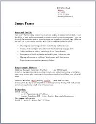 Childcare Resume Examples by Resume Sample Uk Cv Examples Uk Warehouse Operative Pharmacy