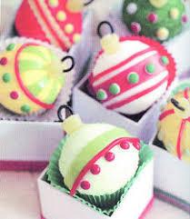 recipe for edible cupcake ornaments