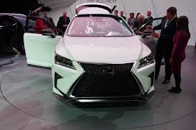 lexus new 2015 new york 2015 2016 lexus rx bows the truth about cars