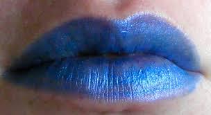 the poison which fascinates swatches stargazer metallic blue