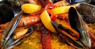 cuisiner une paella comment cuisiner une paëlla aux fruits de mer node vocab 3 term