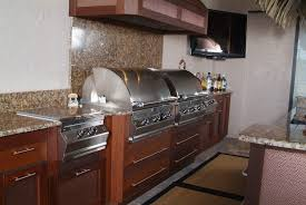 aluminum outdoor kitchen cabinets ipe outdoor kitchen with aluminum cabinets lifestyle outdoor