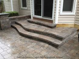 Backyard Steps Ideas Beautiful Design Patio Stairs Excellent 1000 Ideas About Patio