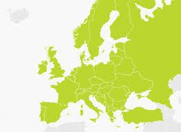 mapa europe map of europe truck tomtom