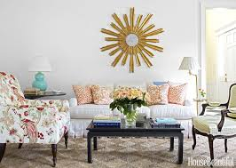 Best Living Room Decorating Ideas  Designs HouseBeautifulcom - Home interior wall design 2