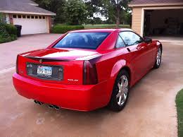cadillac xlr information and photos momentcar