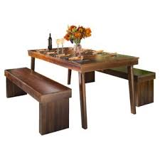 Dining Room Sets With Benches Bench Kitchen U0026 Dining Room Sets You U0027ll Love Wayfair