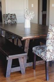Kitchen Tables And Benches by Learn How To Build An Easy Diy Farmhouse Bench Perfect For
