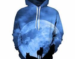 animal hoodie etsy
