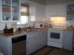 Repainted Kitchen Cabinets Grey Painted Kitchen Cabinets Caruba Info