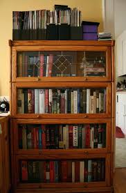 Cherry Bookcases With Glass Doors Wood Bookcases With Doors With Doors White Shelves With Doors Oak