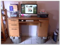 raise desk to standing height desk interior design ideas
