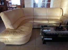 canapé cuir d occasion canape cuir d occasion canapac dangle en cuir salon cuir occasion le