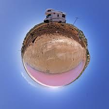 australias pink lakes