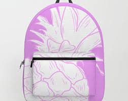 personalized pineapple backpack pink pineapple backpack