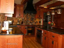 mission oak kitchen cabinets mission style kitchen custom qt sawn white oak and black walnut