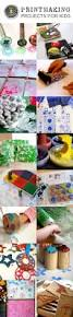 16 easy printmaking projects for kids supplies 16 and fine motor
