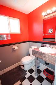 Man Cave Bathroom Ideas Car Parts For Bathroom Ideas About Garage Bathroom On Man Cave
