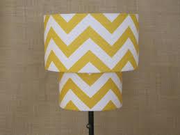Yellow Floor Lamp Shade Drum Lamp Shades Lighten Up Your Day Midcityeast
