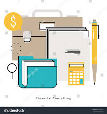 financial consulting finance guidance business advisor stock
