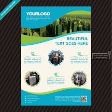 technical brochure template brochure template design vector free