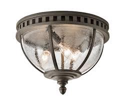 kichler tiffany lighting elstead kichler u0027halleron u0027 ip44 3 light outdoor pendant light