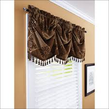 Curtain Rod For 12 Foot Window Living Room Awesome Walmart Window Treatments Valances Short