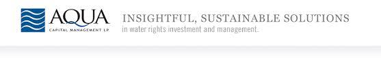 sustainable building solutions portfolio aqua capital management