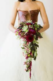cascade bouquet 27 stunning cascading bouquets for every type of wedding brit co