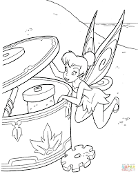 articles disney tinkerbell printable coloring pages tag