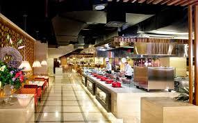 open restaurant kitchen designsopen kitchen design concept at a