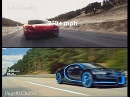 Bugatti Meme - tesla roadster vs bugatti chiron the race is on youtube