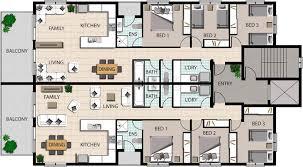apartments with 3 bedrooms stunning apartment plans 3 bedroom ideas liltigertoo com