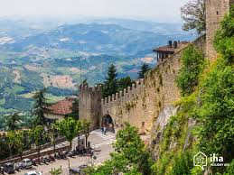 San Marino Italy Map by San Marino City Rentals In A Bed And Breakfast With Iha