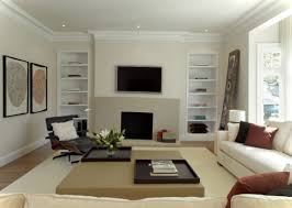 Beautiful Brown Color Nuance Modern Cream Nuance Of The Beautiful Simple Home That Has White