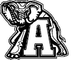 alabama football coloring pages logo coloringstar