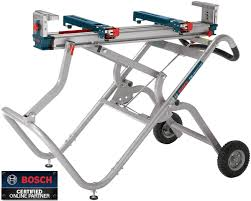 Table Saw Stand With Wheels Bosch Tools T4b Gravity Rise Wheeled Miter Saw Stand