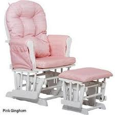 baby nursery decor leather baby nursery glider rocker chair with