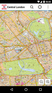 map az android maps a z maps