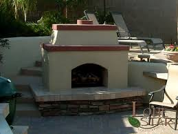 Travertine Fireplace Hearth - landscape fire features and fireplace image gallery