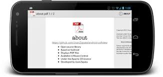 tutorial github pdf github joanzapata android pdfview deprecated a fast pdf reader